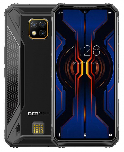 Telefon mobil Doogee S95 Pro,IPS6.3inch, 8GB RAM, 128GB ROM, Android 9.0, Helio P90, IMG 9XM-HP8, Octa Core, 5150 mAh, Dual SIM 0