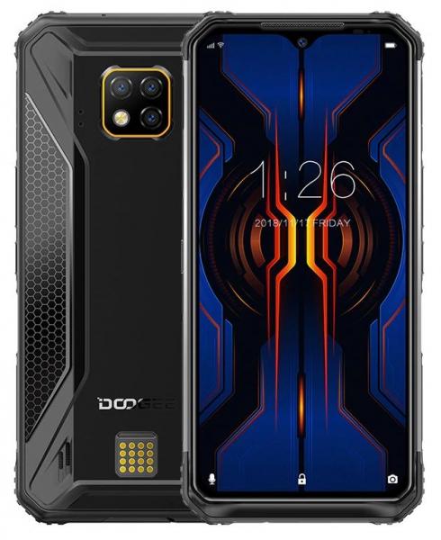 Pachet telefon mobil + 2 module Doogee S95 Pro Super,IPS6.3 inch, 8GB RAM, 128GB ROM, Android 9.0, Helio P90 Octa Core, 5150 mAh, Dual SIM 1