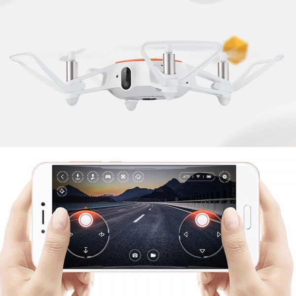 Mini Drona Xiaomi MITU WiFi 720p HD Camera Mini RC 4