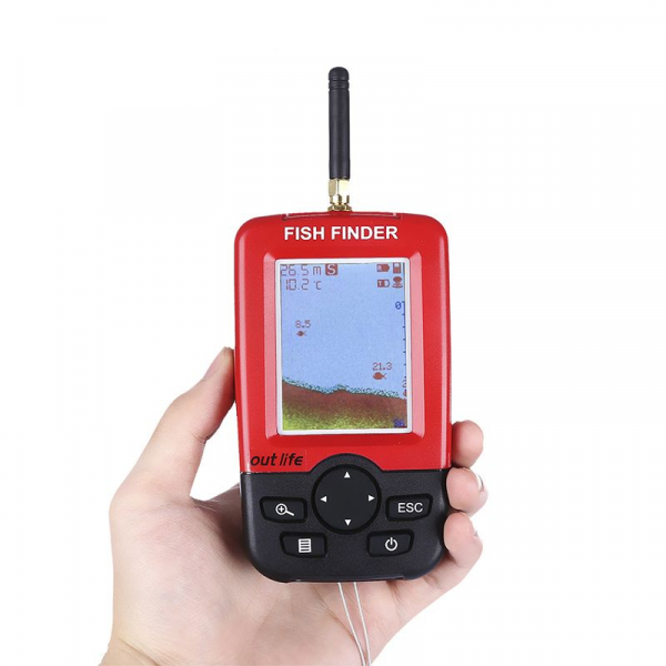 Fish Finder XJ-01 1