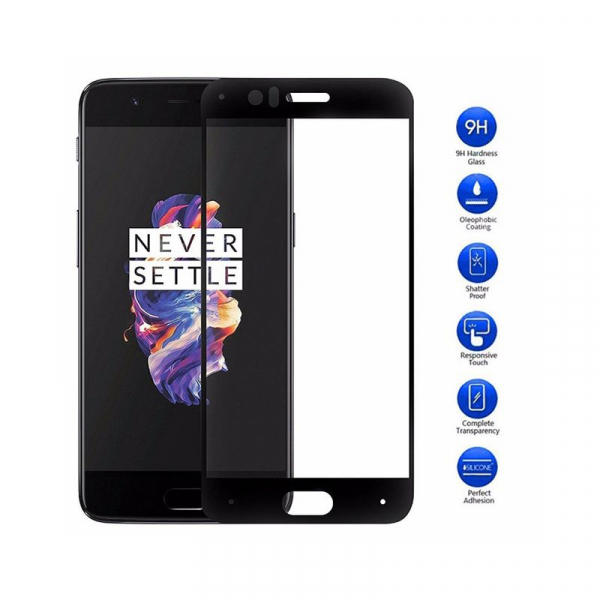 Folie de protectie din sticla Oneplus 5T Tempered Glass 5D Full Face 0