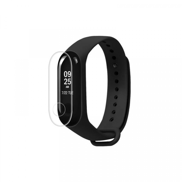 Folie de protectie pentru bratara fitness Xiaomi Mi Band 3 2