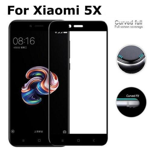 Folie de protectie din sticla pentru Xiaomi 5x Full Screen Cover imagine