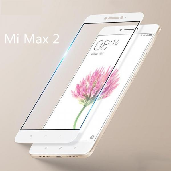 Folie de protectie din sticla pentru Xiaomi Mi Max 2 Full Screen Cover 2