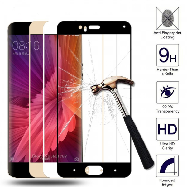 Folie de protectie din sticla pentru Xiaomi MI6 Full Screen Cover imagine dualstore.ro 2021