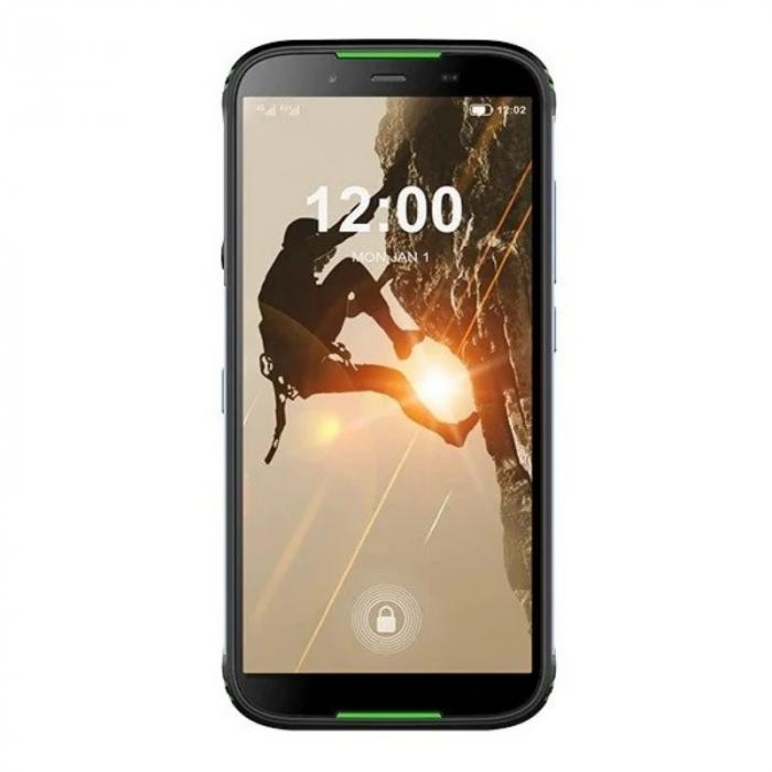 Telefon mobil HomTom HT80 2/16 Verde [1]