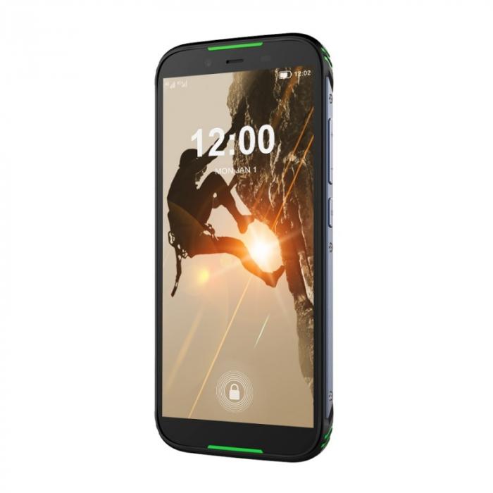 Telefon mobil HomTom HT80 2/16 Verde [3]