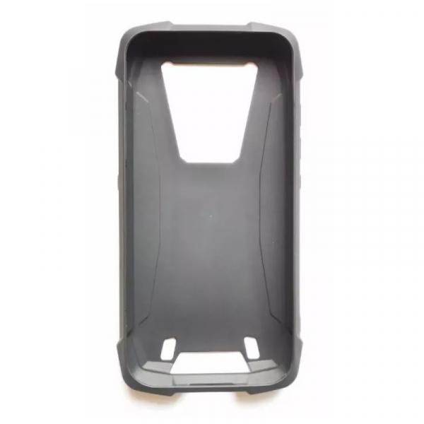 Husa neagra din silicon pentru Blackview BV6900 1