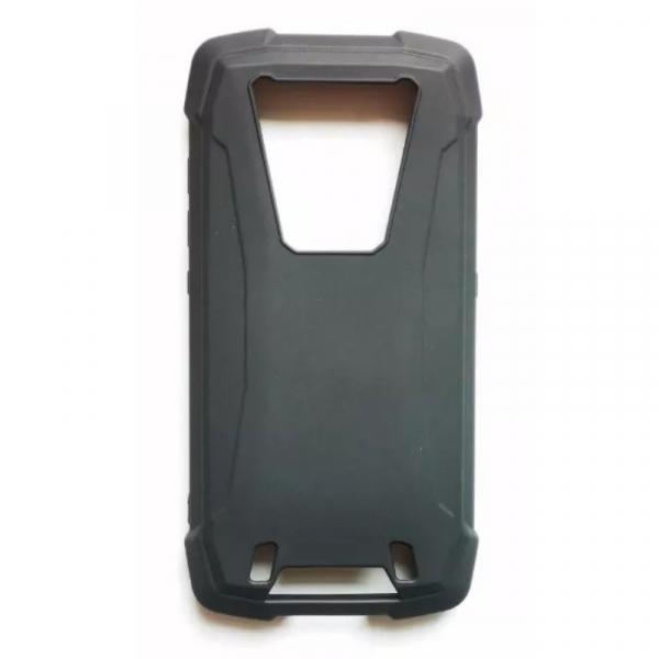 Husa neagra din silicon pentru Blackview BV6900 2