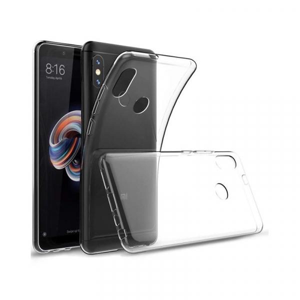 Husa din silicon pentru Xiaomi Redmi Note 5 1