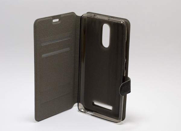 Husa flip Xiaomi Redmi Note 3 cu buzunar 4