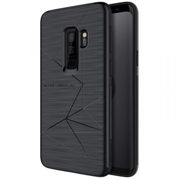 Husa Magnetica Nillkin Magic Case - pentru Samsung Galaxy S9 Plus, Suporta Incarcare Wireless 0