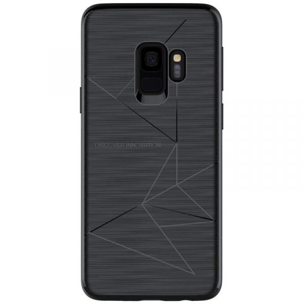 Husa Magnetica Nillkin Magic Case - pentru Samsung Galaxy S9, Suporta Incarcare Wireless 3