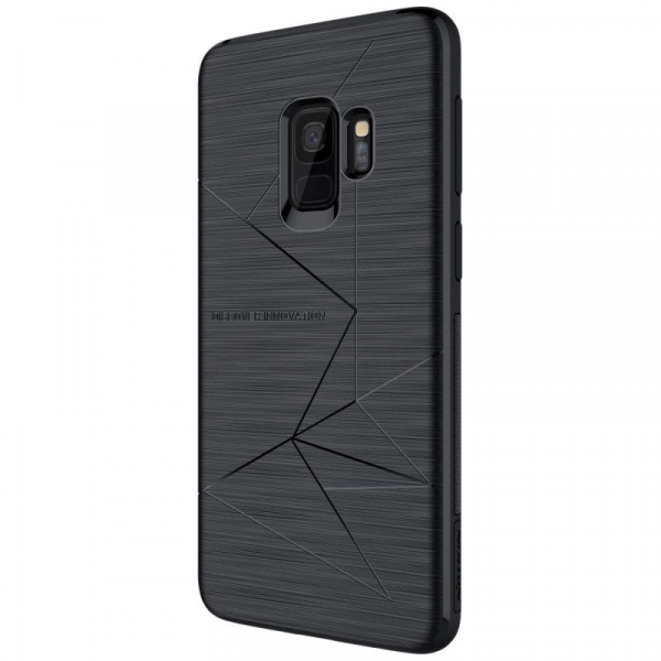 Husa Magnetica Nillkin Magic Case - pentru Samsung Galaxy S9, Suporta Incarcare Wireless 1