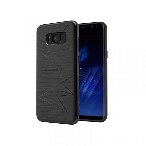Husa Magnetica Nillkin pentru Samsung Galaxy S8 Plus, Suporta Incarcare Wireless 1