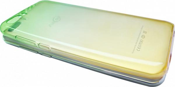 Husa silicon originala pentru Allcall Rio S 7