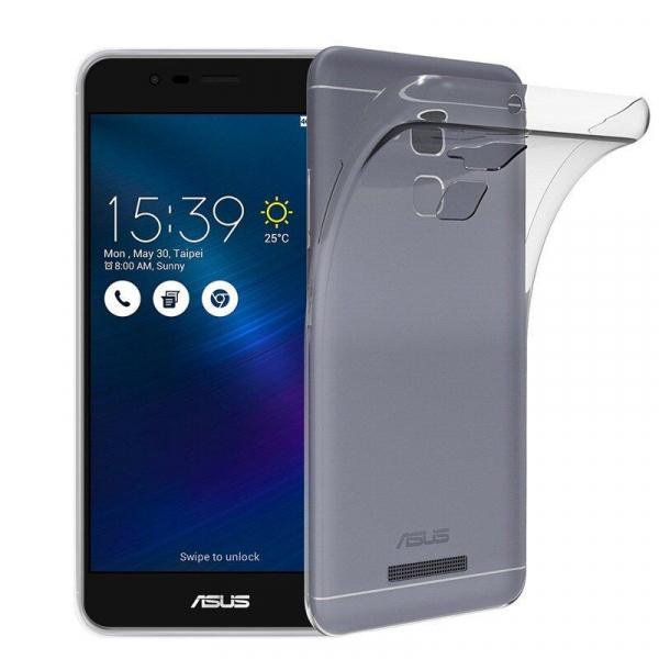 Husa din silicon pentru Asus Zenfone 3 Max imagine