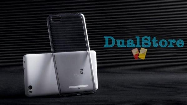 Husa din silicon transparent pentru Xiaomi Mi4i Mi4c
