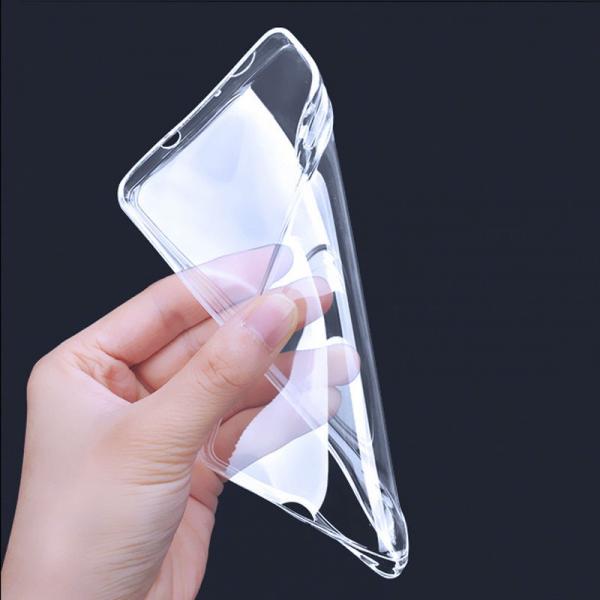 Husa din silicon transparenta pentru Xiaomi Redmi 4 2