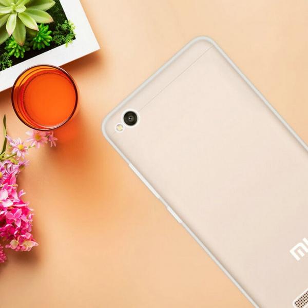 Husa din silicon transparenta pentru Xiaomi Redmi 4A 3
