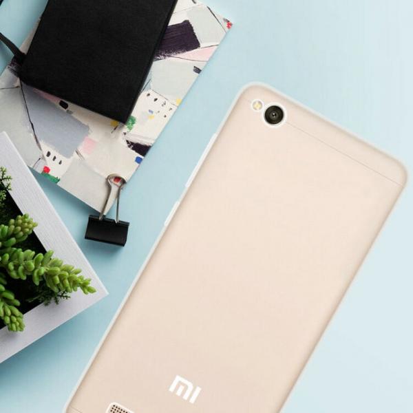 Husa din silicon transparenta pentru Xiaomi Redmi 4A 5