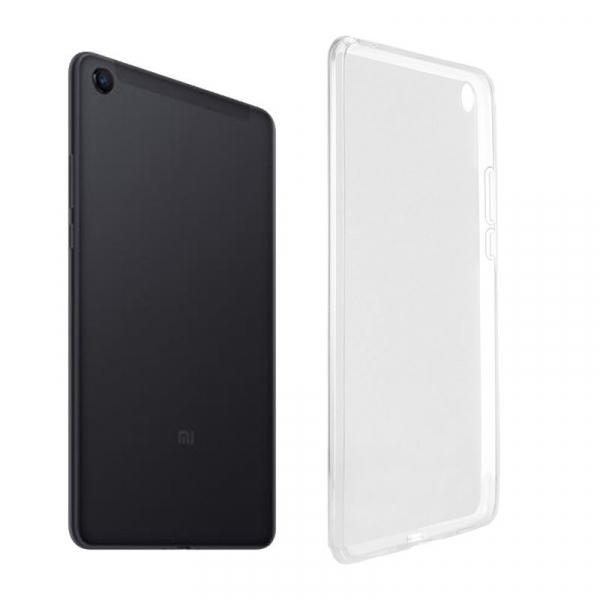 Husa din silicon transparenta pentru Xiaomi Mi Pad 4 1