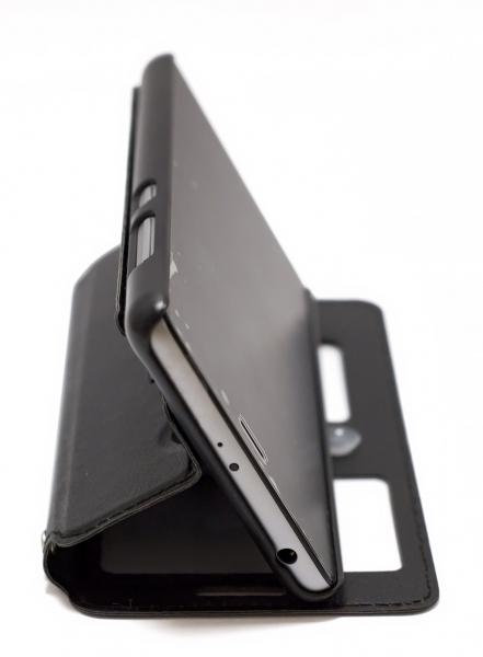 Husa Smart View pentru Xiaomi Redmi 3 S/Redmi 3S Pro/Redmi 3 Pro 9