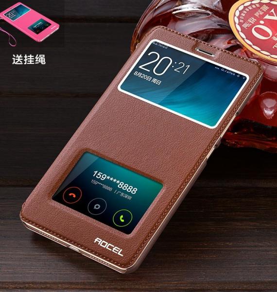 Husa Smart View pentru Xiaomi Redmi Note 4/ Note 4X 4