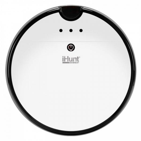 Aspirator inteligent iHunt Vacuum Pro Alb 1