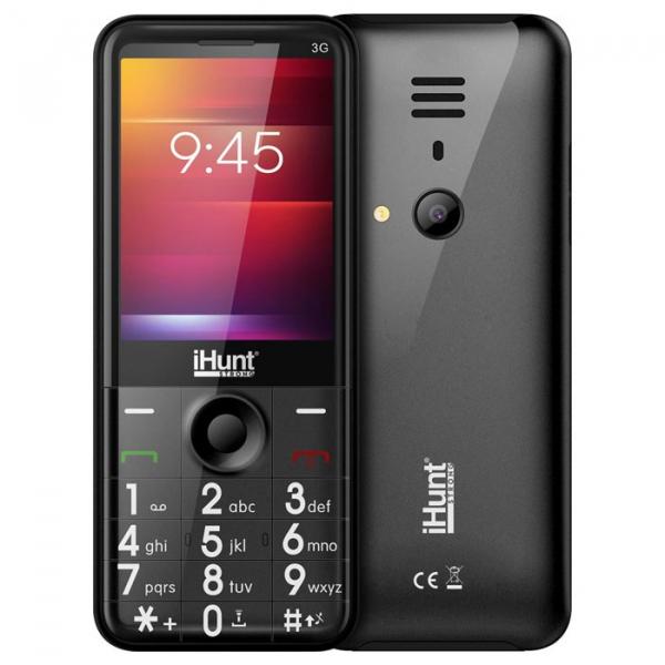 Telefon mobil iHunt i3 3G negru 0