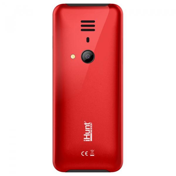 Telefon mobil iHunt i3 3G rosu 2