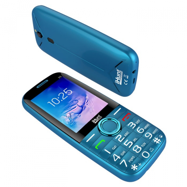 Telefon mobil iHunt i5 3G albastru 3