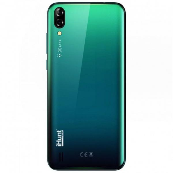 Telefon mobil iHunt Alien X Lite 2020,6.1 inch, MediaTekMT6580A, 1GB RAM, 16GB ROM,Android 8.1 Oreo GO, Quad Core, 4080mAh 15