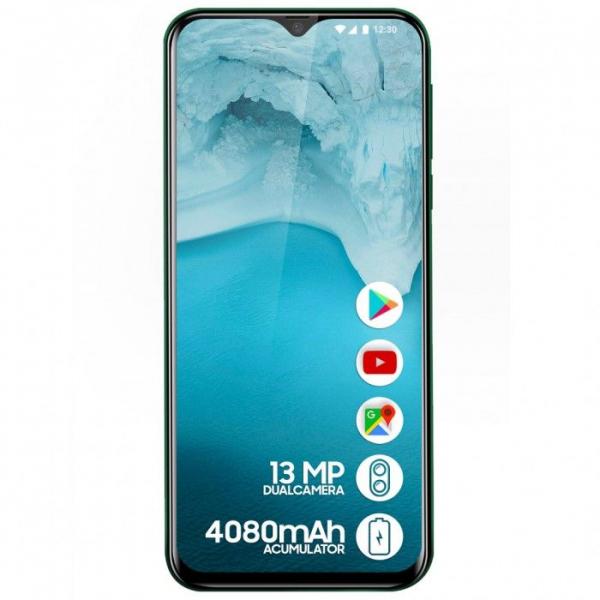 Telefon mobil iHunt Alien X Lite 2020,6.1 inch, MediaTekMT6580A, 1GB RAM, 16GB ROM,Android 8.1 Oreo GO, Quad Core, 4080mAh 12
