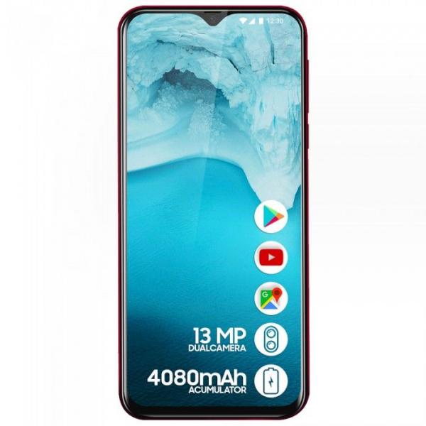Telefon mobil iHunt Alien X Lite 2020,6.1 inch, MediaTekMT6580A, 1GB RAM, 16GB ROM,Android 8.1 Oreo GO, Quad Core, 4080mAh 18