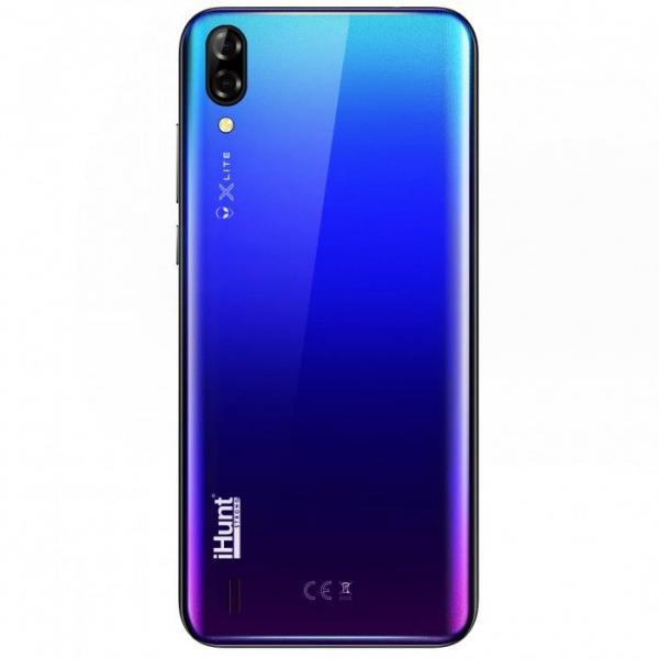 Telefon mobil iHunt Alien X Lite 2020,6.1 inch, MediaTekMT6580A, 1GB RAM, 16GB ROM,Android 8.1 Oreo GO, Quad Core, 4080mAh 9