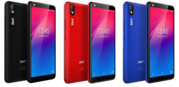 Telefon mobil iHunt Like Hi5, 5.0 inch, MediaTekMT6580M, ARMMali-400 MP2, 1GB RAM, 16GB ROM,Android 8.1 Oreo GO, Quad Core, 2000mAh 0