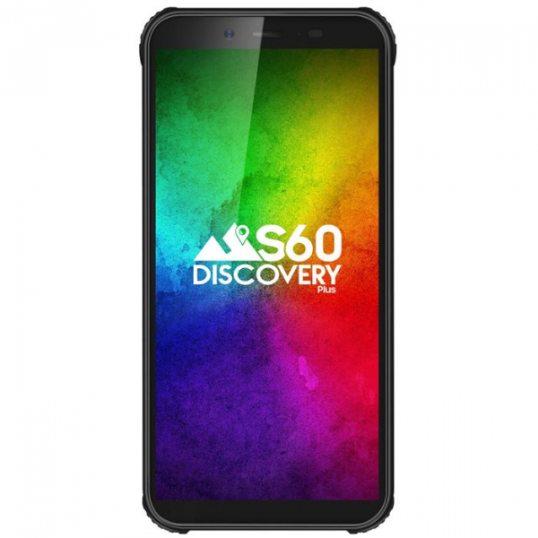 Telefon mobil iHunt S60 Discovery Plus, 4G, IPS 5.5 inch, Cortex A53,IMG GE8100,3GB RAM, 16GB ROM,Android 9.0 Pie,Quad Core, 4400mAh 1