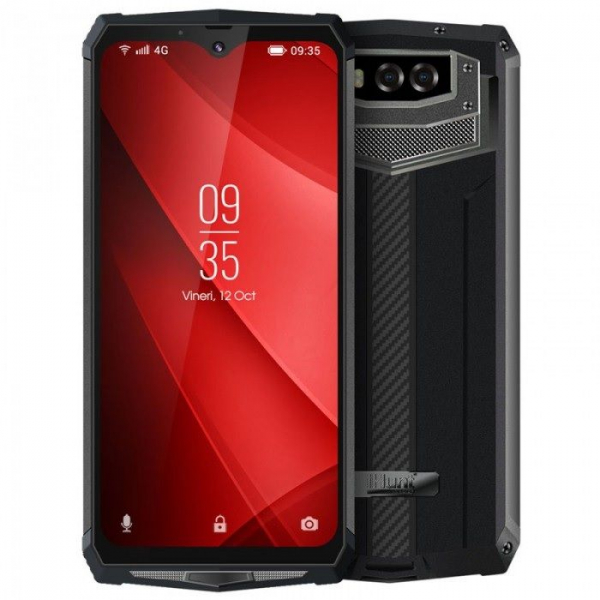 Telefon mobil iHunt TITAN P13000 Pro,IPS6.3 inch, 4GB RAM, 64GB ROM, Android 9.0, Helio P35, IMG GE8320, Octa Core, 13000 mAh, Dual Sim 0