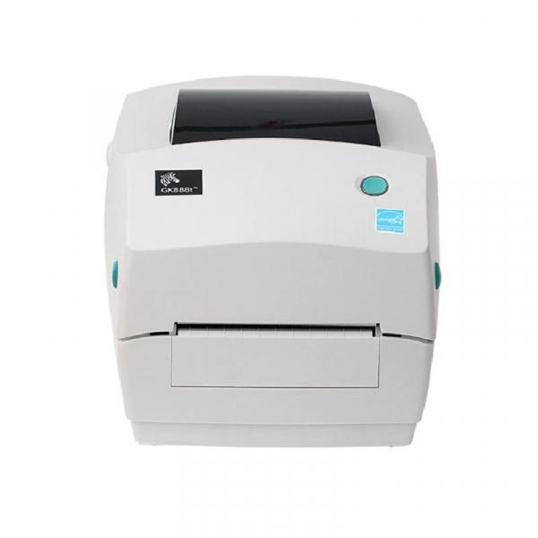 Imprimanta termica Zebra GK888t pentru etichete, 104mm, 203dpi, 8MB RAM, 8MB ROM, USB 0