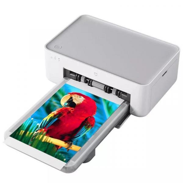 Imprimanta Xiaomi Mijia AirPrint, 6 inch, Wireless, Bluetooth, Auto-laminare, Tavita magnetica 0