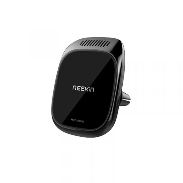 Incarcator auto magnetic Nillkin Neekin Energy W1, cu incarcare wireless, incarcare rapida, Functie Odorizant de masina 2