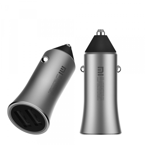 Incarcator Auto Xiaomi Mi 18W Car Charger Pro, Incarcare rapida imagine
