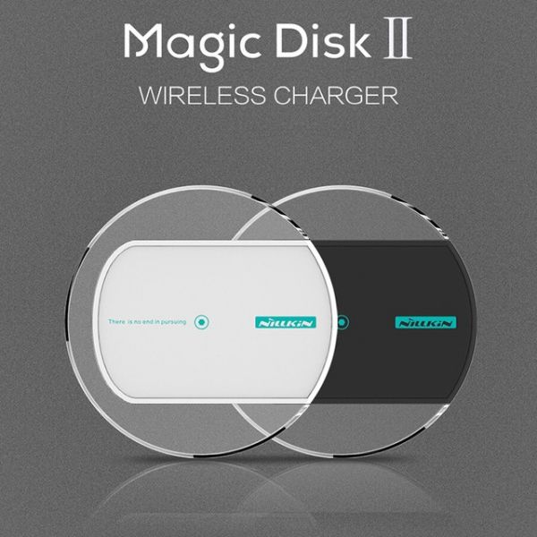 Incarcator wireless QI Magic Disk Nillkin 0