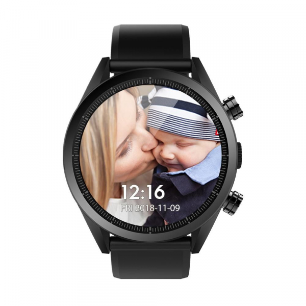 Smartwatch Kospet Hope, 4G, 3GB RAM, 32GB ROM, Bluetooth, Android 7.1.1, 1.39 inch, Waterproof IP67, MT6739 1
