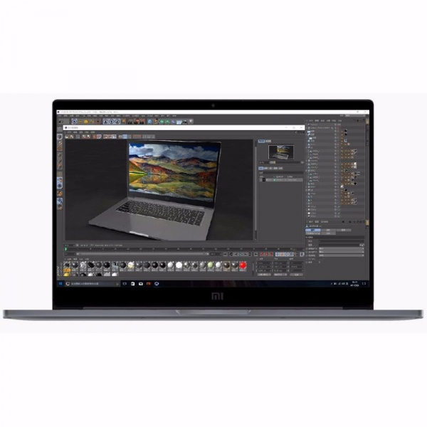 """Laptop Xiaomi Mi Notebook Pro, procesor Intel® Core™ i5-8250U pana la 3.40 GHz, 15.6"""", Full HD, 8GB, 256GB, NVIDIA GeForce MX150 2"""