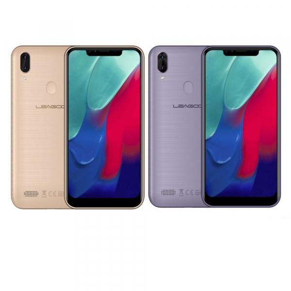Telefon mobil Leagoo M11, 4G, 2GB RAM, 16GB ROM, Android 8.1, 6.18 inch, MTK6739 QuadCore, 4000mAh,Amprenta, Face ID 0