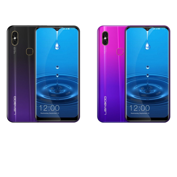 Telefon mobil Leagoo M13, 4G, 4GB RAM, 32GB ROM, Android 9.0, 6.1 inch Waterdrop Screen, MTK6761 QuadCore, Amprenta, Face ID 0