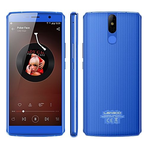 Telefon mobil Leagoo Power 5, 6GB RAM, 64GB ROM, Android 8.1, 5.99 inch, MT6763V OctaCore, 7000mAh, Incarcare Wireless 3