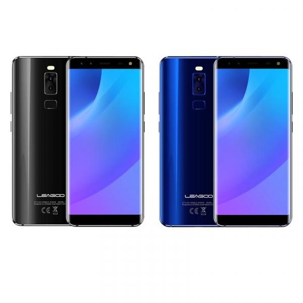 Telefon mobil Leagoo S8, 4G, 3GB RAM, 32GB ROM, Android 7.0, 5.72 inch Full Display, MTK6750T OctaCore,3050mAh,Amprenta 0